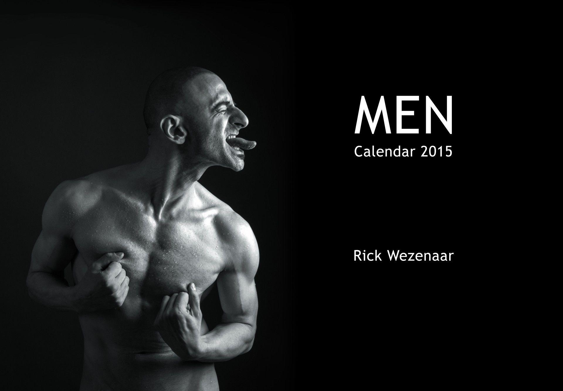 For Sale: MEN Calendar 2015