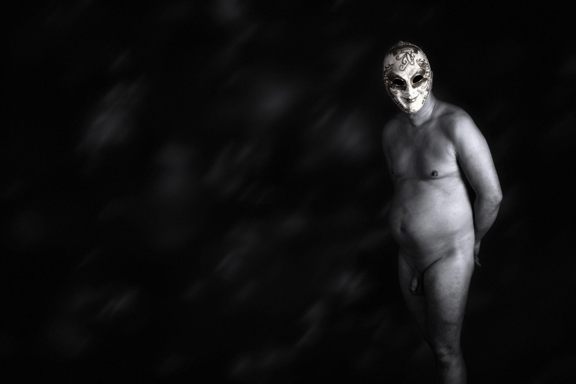 Masked Heroes: Hidden Elegance