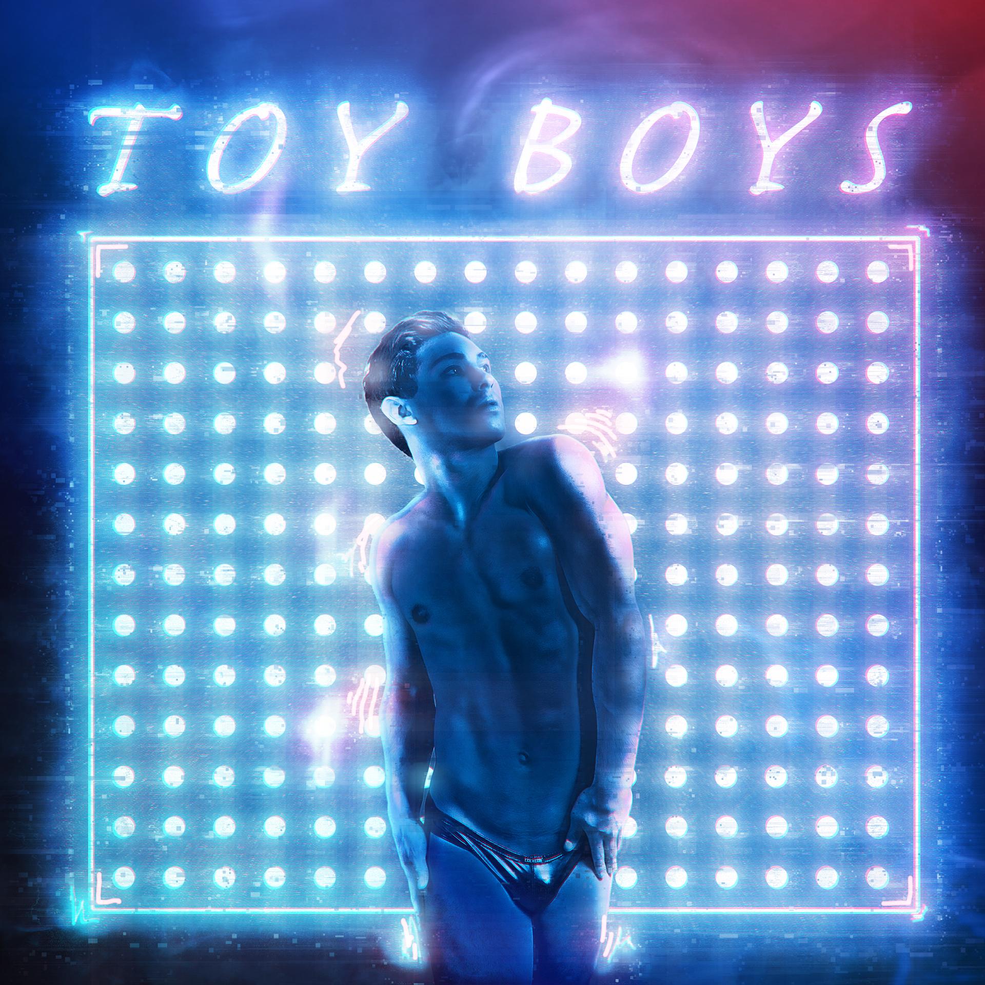 Toy Boys by Rick Wezenaar